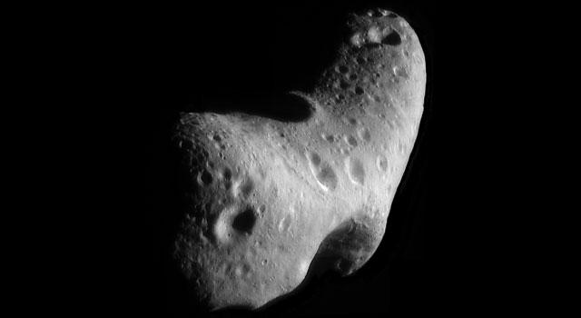 Grupo de asteroides que incluye eros