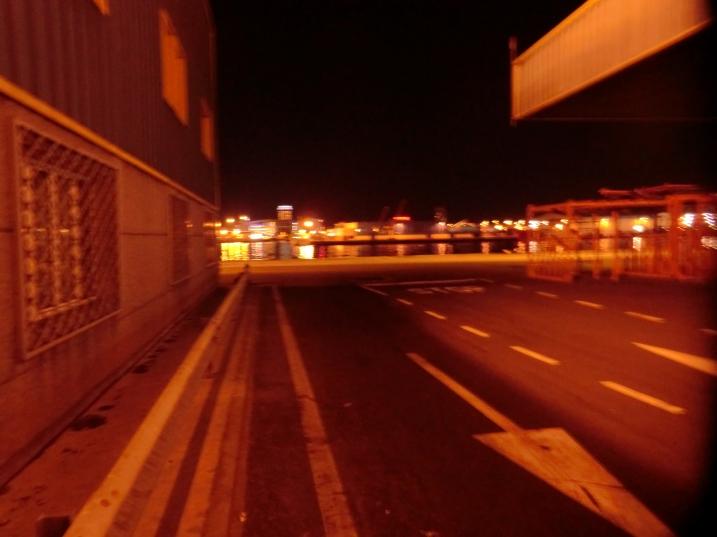 Calles en silencio
