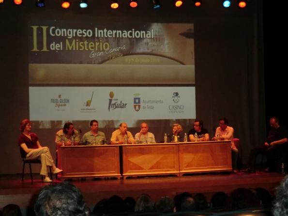 II Congreso Nacional del Misterio-Mesa redonda