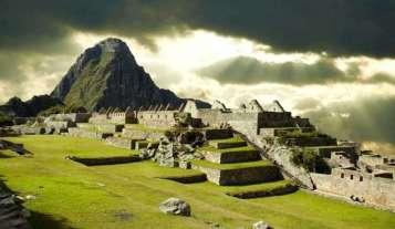 Ciudadela de Machu Pichu