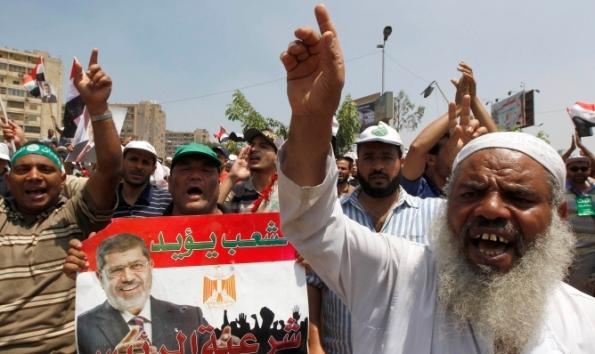 Nuevo cambio político en Egipto