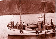 La desaparición del pequero Fausto en Espacio en Blanco