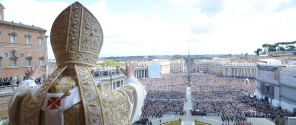 El lado oscuro del Vaticano en Espacio en Blanco