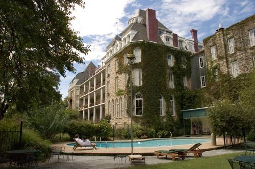 """Crescent Hotel en """"La Rosa de los Vientos"""""""