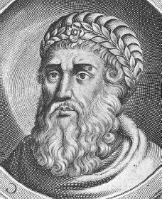 A la muerte de Herodes, los descendientes pelearon por su reino.