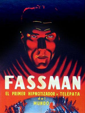 """Fassman en """"Crónicas del Misterio""""."""