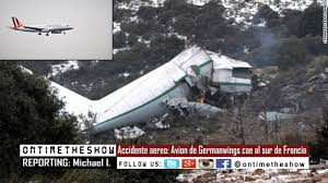 Accidente del Germanwing