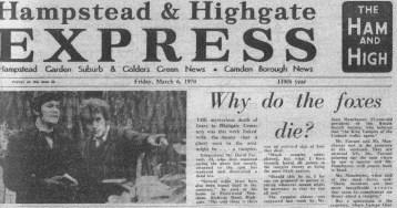 El Vampiro de Highgate en las Crónicas del Misterio