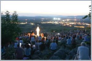 Culto a la Virgen María en Medjugorje