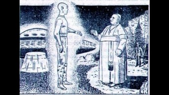 Contactos entre el Vaticano y los extraterrestres