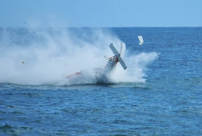El Caso Abades, nadie sabe que pasó con el avión que desapareció en el mar