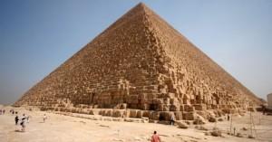 """Las novedades sobre la existencia de túneles ocultos en la Gran Pirámide fue el tema del """"Club del Misterio""""."""