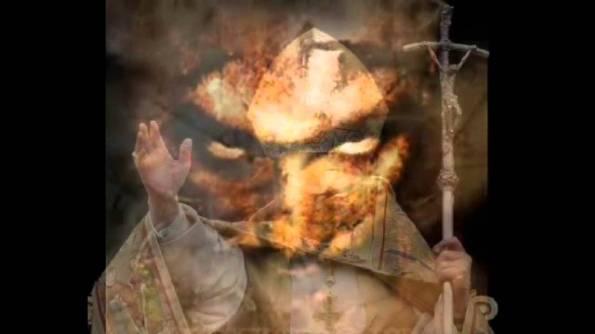 """El Anticristo en """"La Rosa de los Vientos"""""""